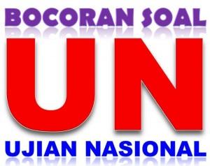Kunci Jawban Ujian Nasional Thun 20132014